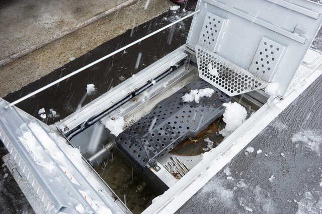 融雪槽/融雪機の設置費用