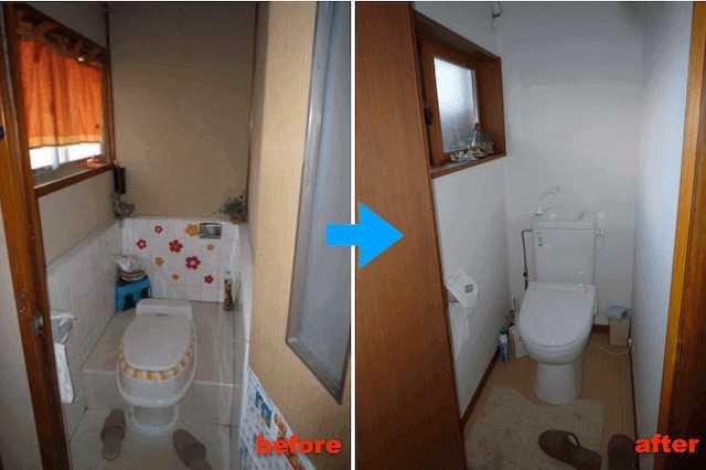 浄化槽&トイレリフォーム(汲み取り式から水洗式)の費用・工期