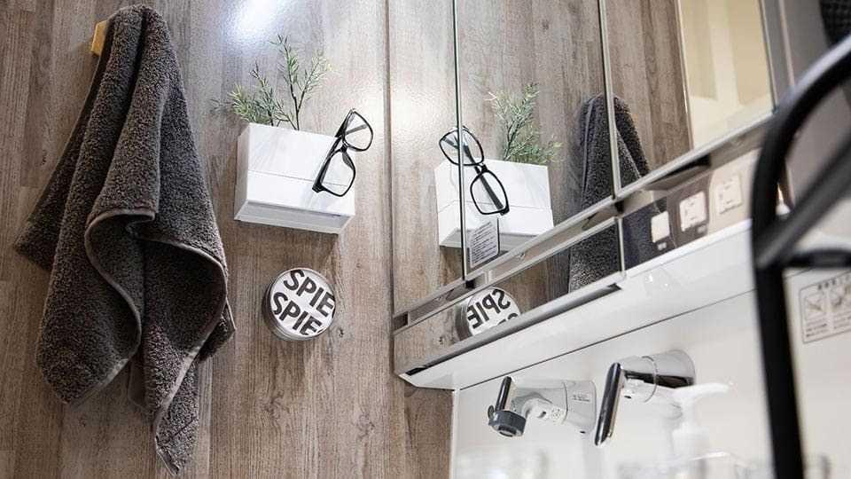 タカラスタンダードの洗面台「リジャスト」