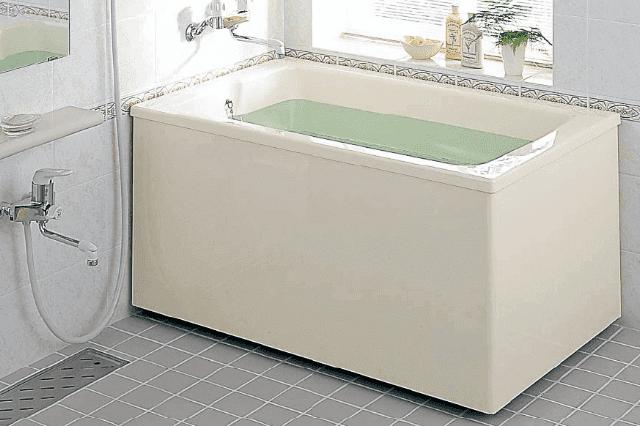 FRP浴槽(ポリバス)の補修・交換の価格やおすすめメーカー品は?人大・ホーローとの違いも比較