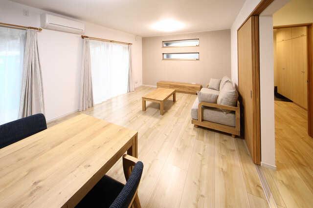 居間・部屋(和室/洋室)・廊下のリフォーム費用