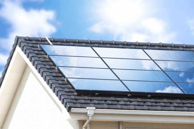 太陽光発電と併用して、効率的に電力消費