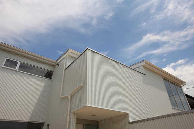 金属系サイディングの外壁リフォーム価格・値段