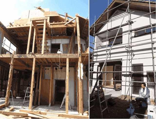 増築・減築工事の費用