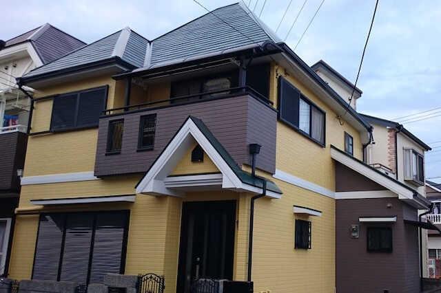 サイディング外壁の塗装/メンテナンス/補修費用相場