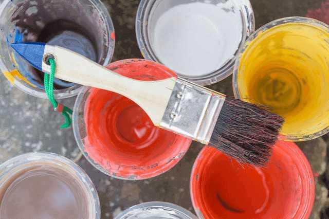 代表的な無機塗料