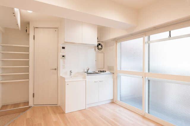 2階にキッチンを増築する場合