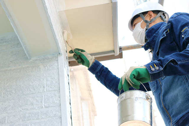 抗菌塗料で外壁塗装する